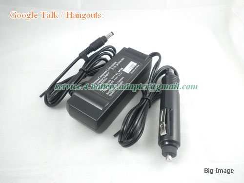 HP DV1439 Laptop Car Adapter 18.5V 3.5A