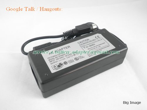 netherlands  12V 3.5A 42W LCD/Monitor/TV power adapter