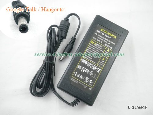 netherlands  12V 7A 84W LCD/Monitor/TV power adapter